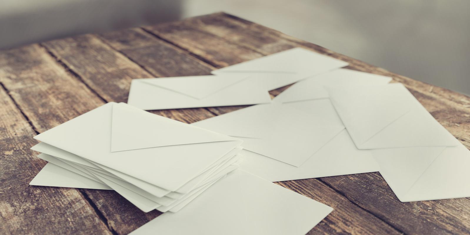 E-pasta jaunumu vēstules teksti